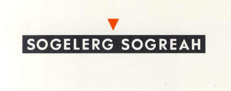 SOGREAH SOGELERG1987 1998