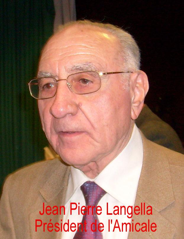 LE PRESIDENT LANGELLA