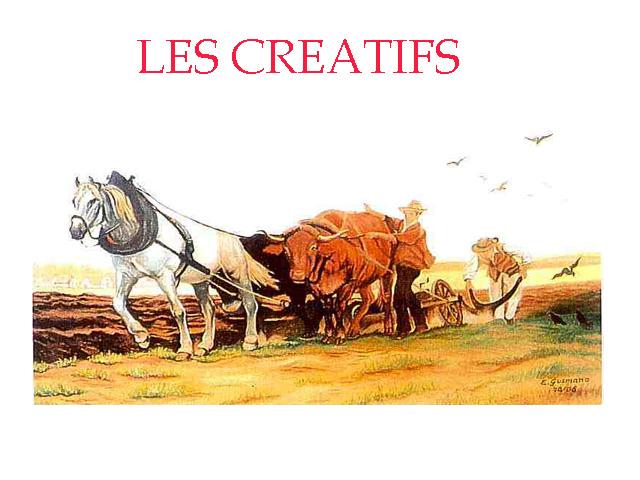 les creatifs