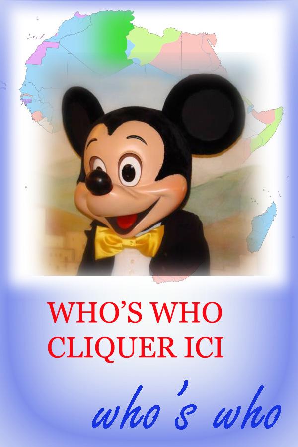 WHO'WHO