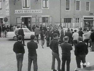 Gerard Nicoud et les commerçants à Bourgoin Jallieu 1969 Video dans G-VIDEOS GRENOBLE HIER ET AUJOURD'HUI 1969-Bourgoin-Nicoud-300x227